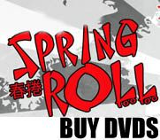 DVDs from Spring Roll 2014