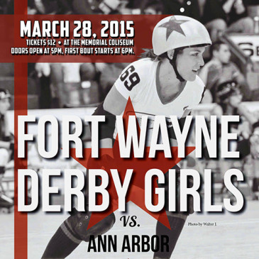 3/28 Home Bout: FWDG vs Ann Arbor