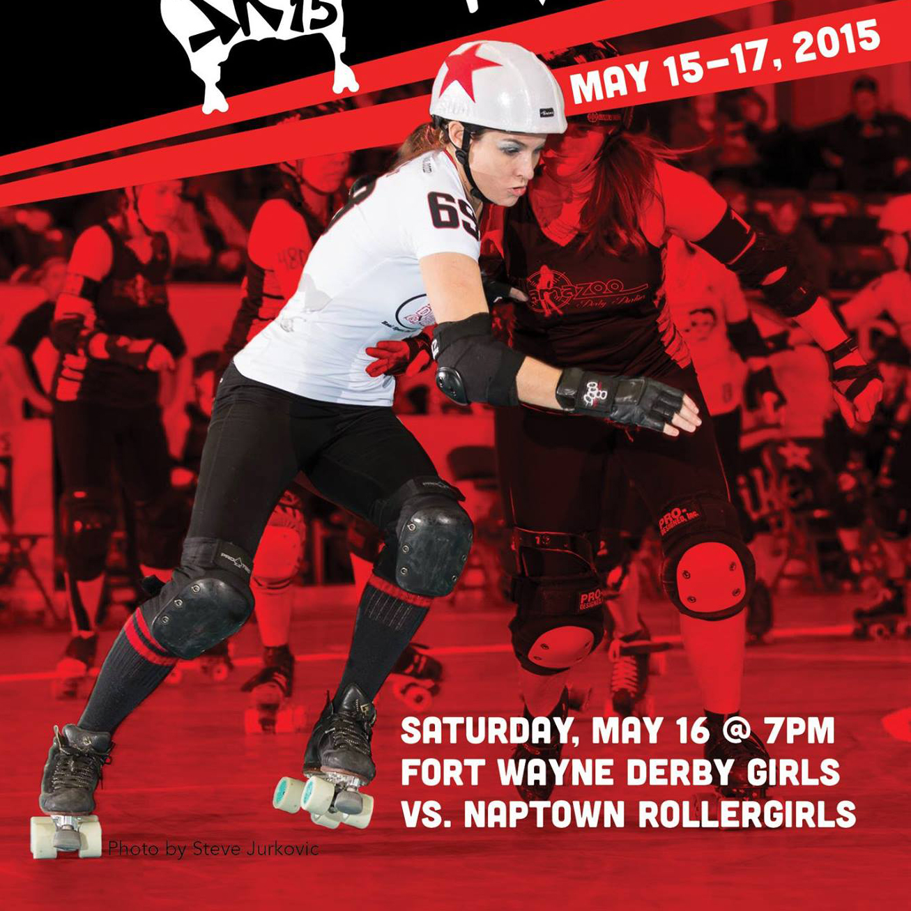 5/16 Home Bout: Bomb Squad vs Naptown