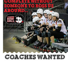 Join Our Coaching Staff!