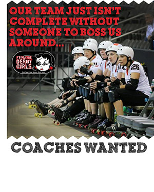 Fort Wayne Derby Girls coach wanted