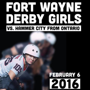 2/6 Home Game: Bomb Squad vs Hammer City