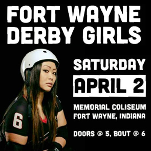 4/2 Home Game: FWDG vs Killamazoo & Lake City
