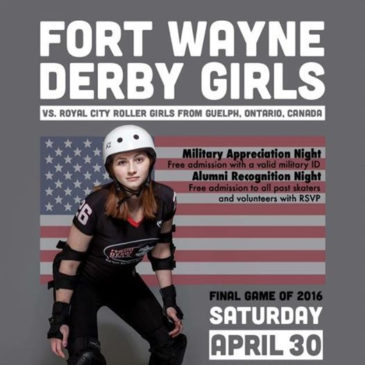 4/30 Home Game: FWDG vs Royal City